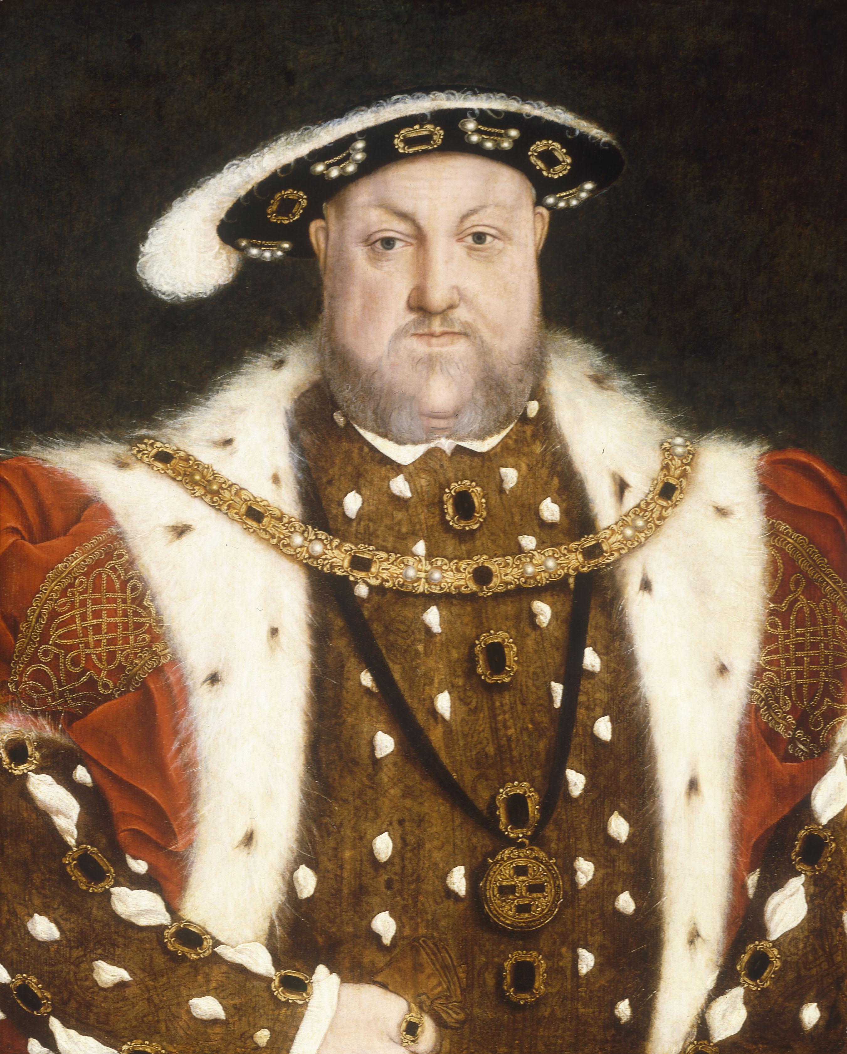 Porträt Heinrich VIII.