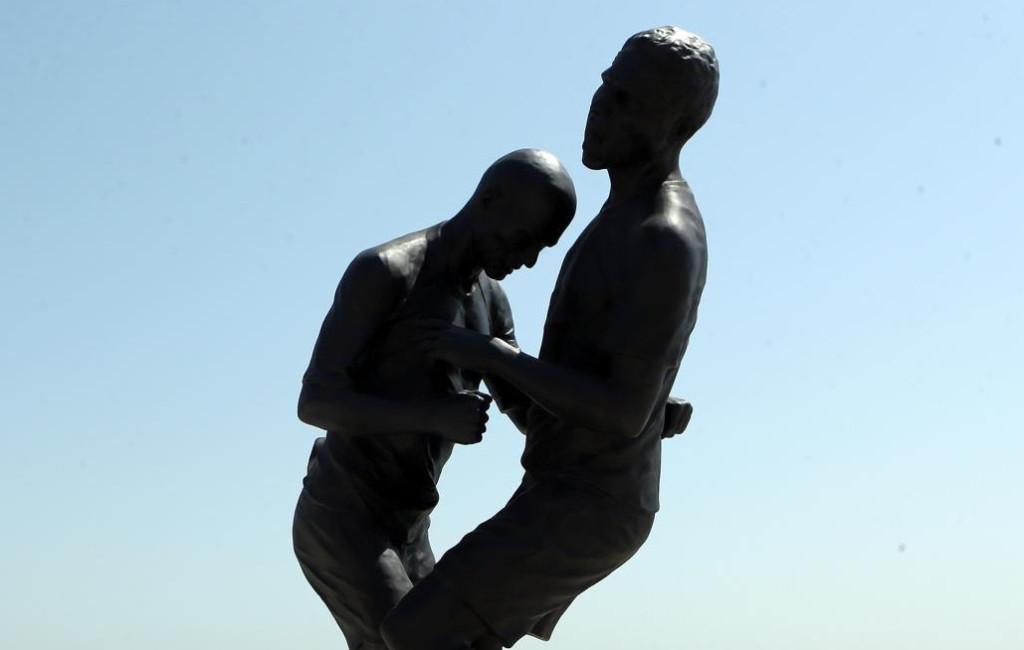 Zidane und Materazzi