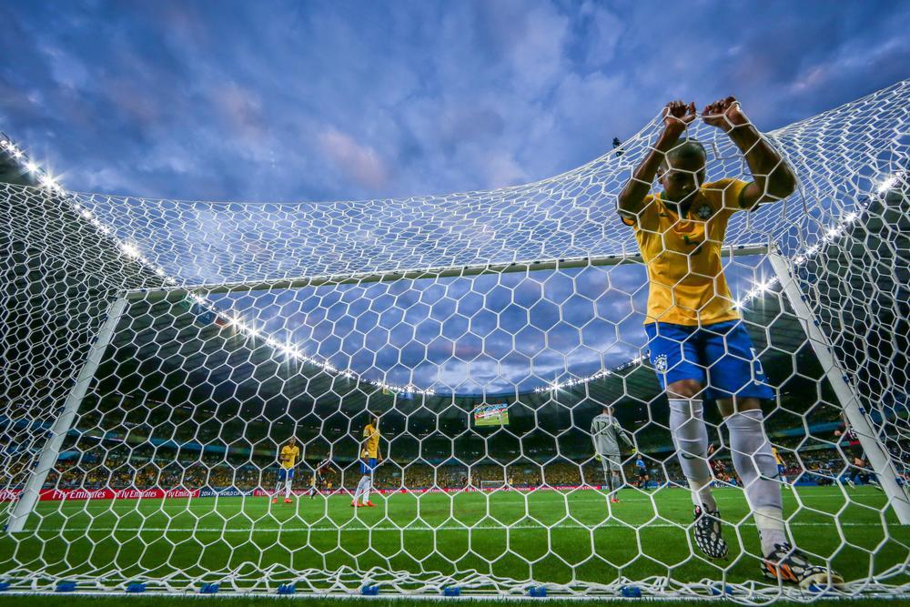 Brasilien Tor WM 2014