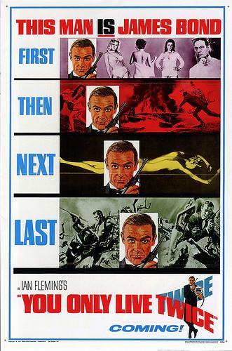 James Bond 007 Man lebt nur zweimal