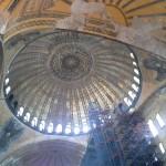 Kuppel Hagia Sophia