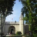 Sultanspalast Istanbuk