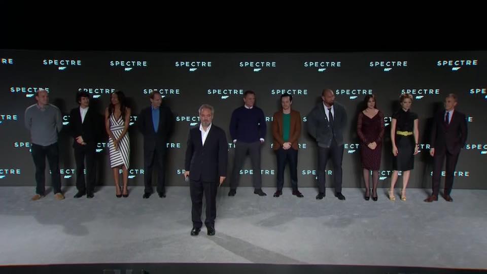 SPECTRE Cast