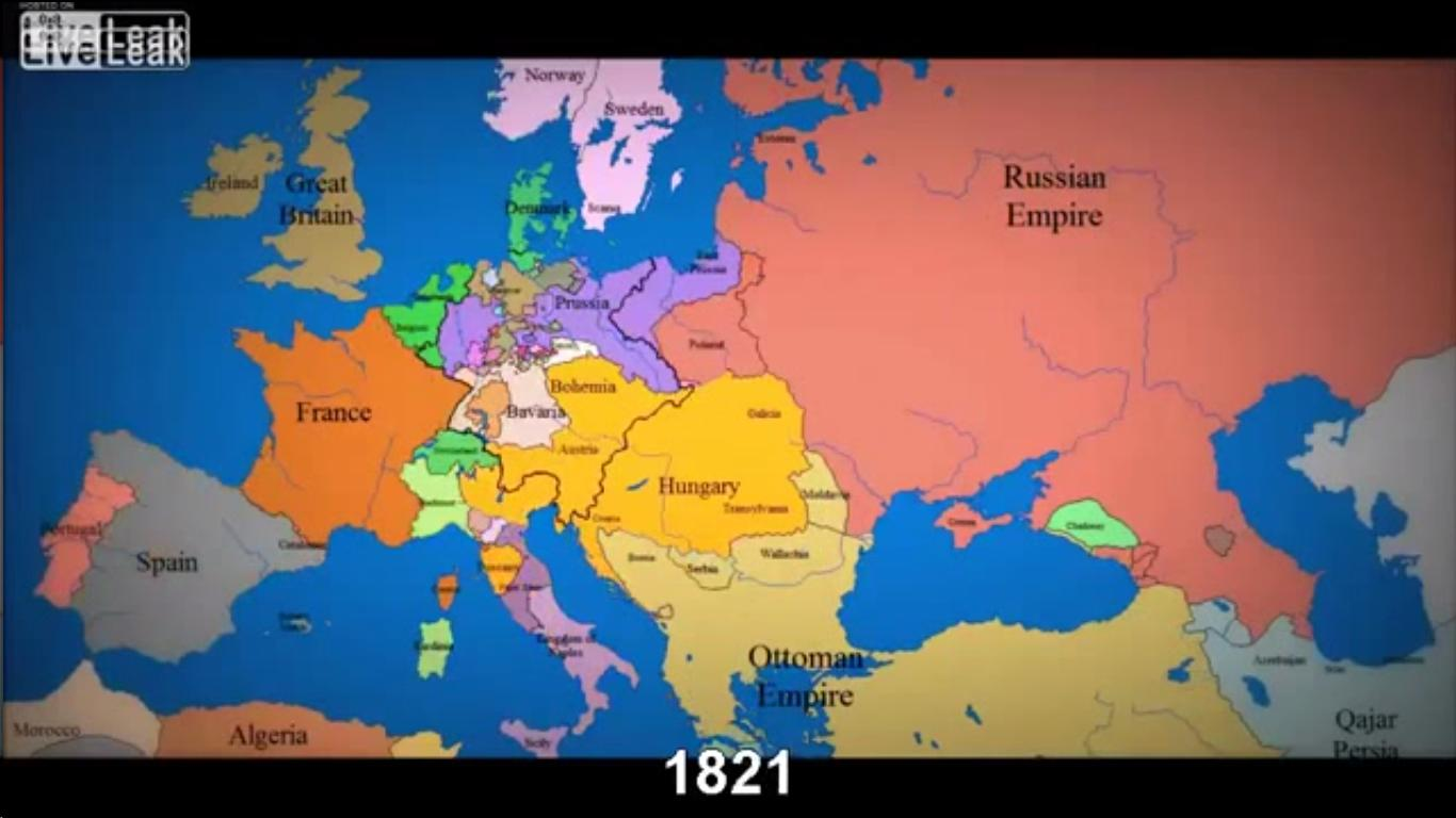 Geschichte Europa