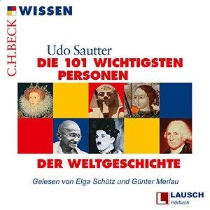 Cover Die 101 wichtigsten PErsonen der Weltgeschichte