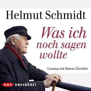 Cover Helmut Schmidt