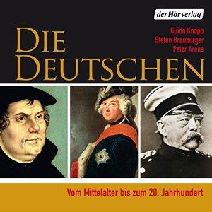 Cover Die Deutschen