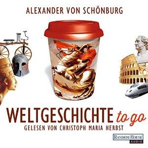 Cover Weltgeschichte to go