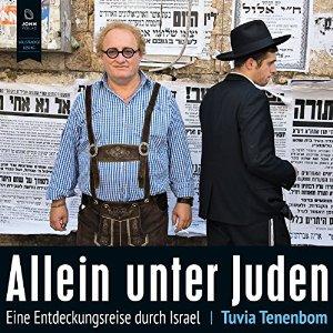 Cover Allein unter Juden