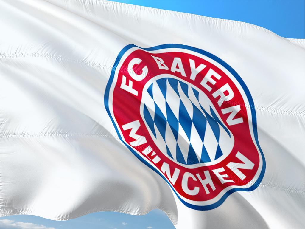 FC Bayern Flagge