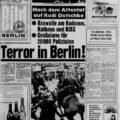 Bild-Zeitung, 1968